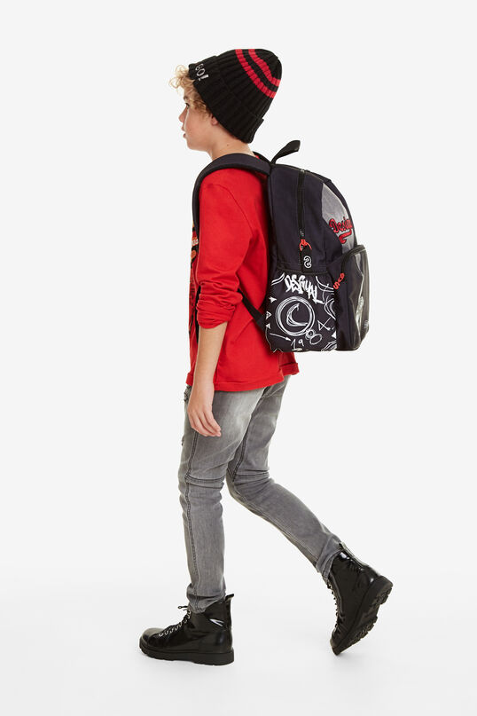 Bolimania monkey backpack | Desigual