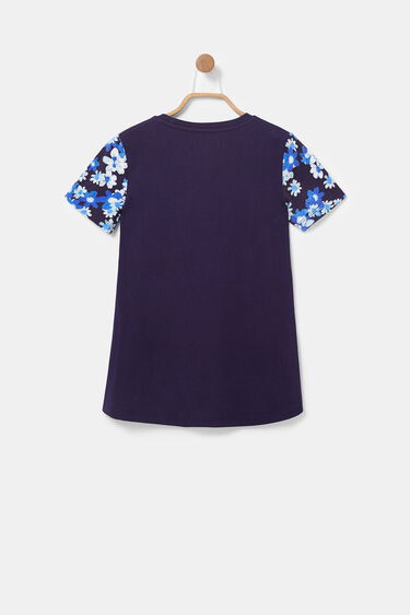 T-shirt layer tulle | Desigual