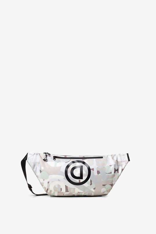Sónar 2019 camouflage maxi-bum bag | Desigual