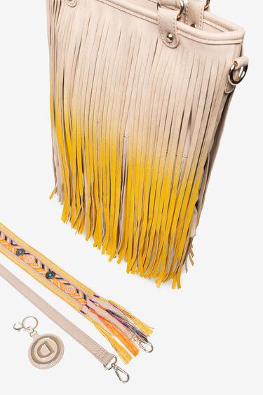 Fringe in degradé bag | Desigual