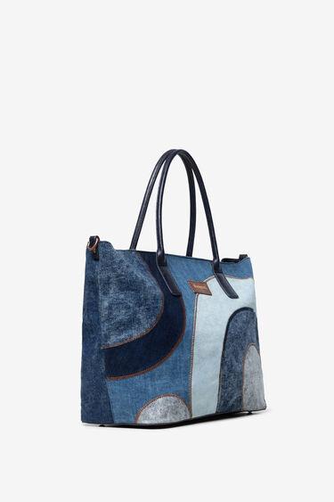Denim shopping bag | Desigual