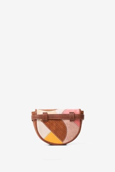 Bum bag-handbag patchwork | Desigual