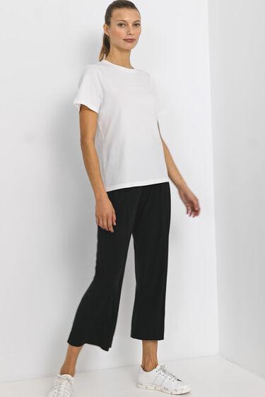T-shirt mandala crochet | Desigual