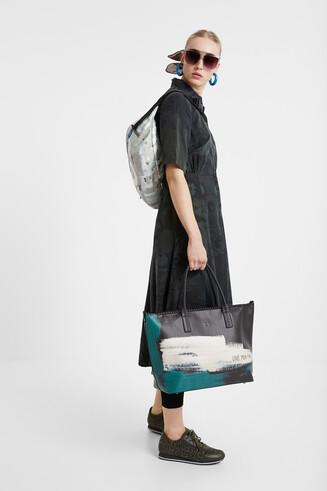 Adjustable arty bag