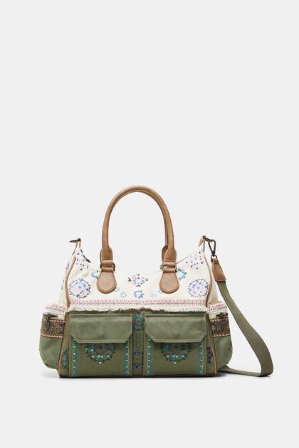 Sling bag cotton