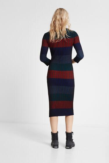 Midi length dress | Desigual