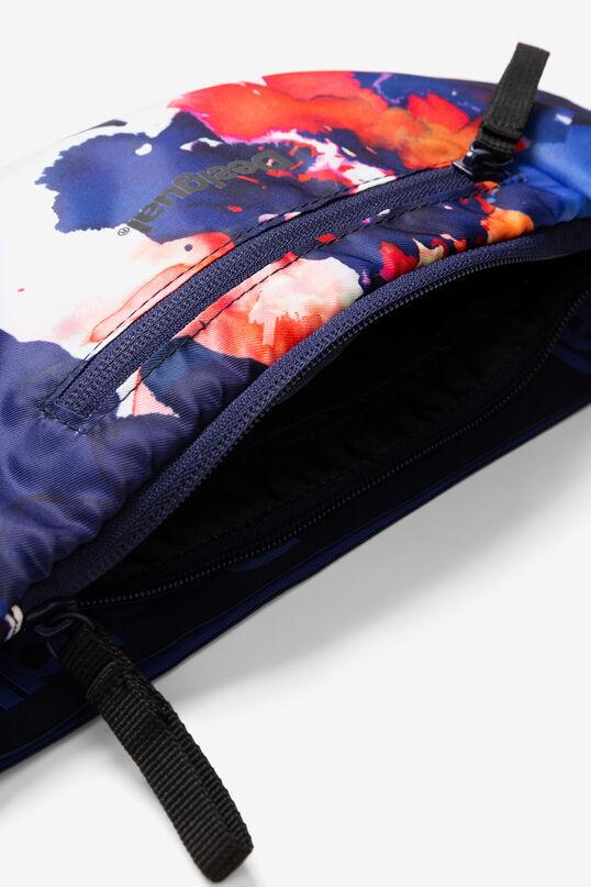 Double Print Bum Bag Camoflower | Desigual
