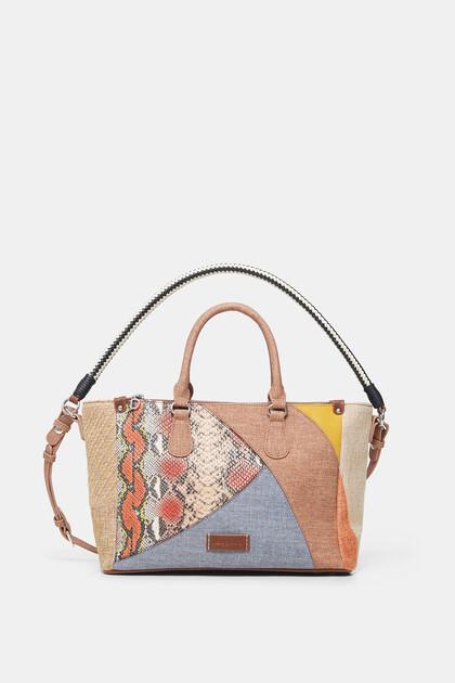 Mosaic handbag