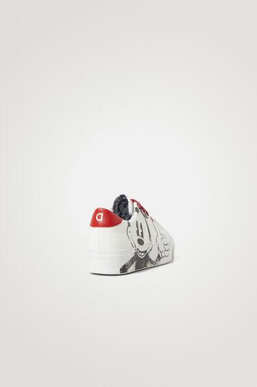Sneakers Kunstleder Illustration | Desigual