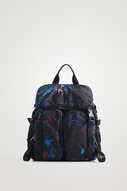 Big arty backpack