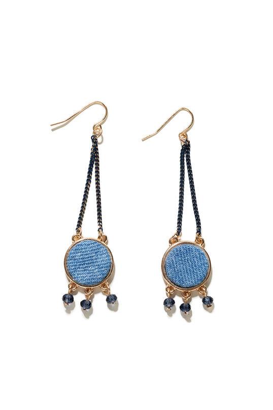 Orecchini azzurri - Quiet Harmony   Desigual