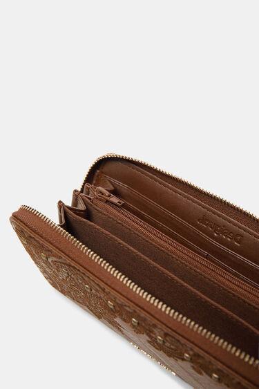 Boho long coin purse | Desigual