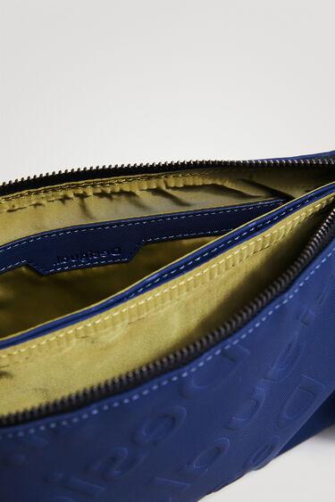 Double compartment sling bag | Desigual