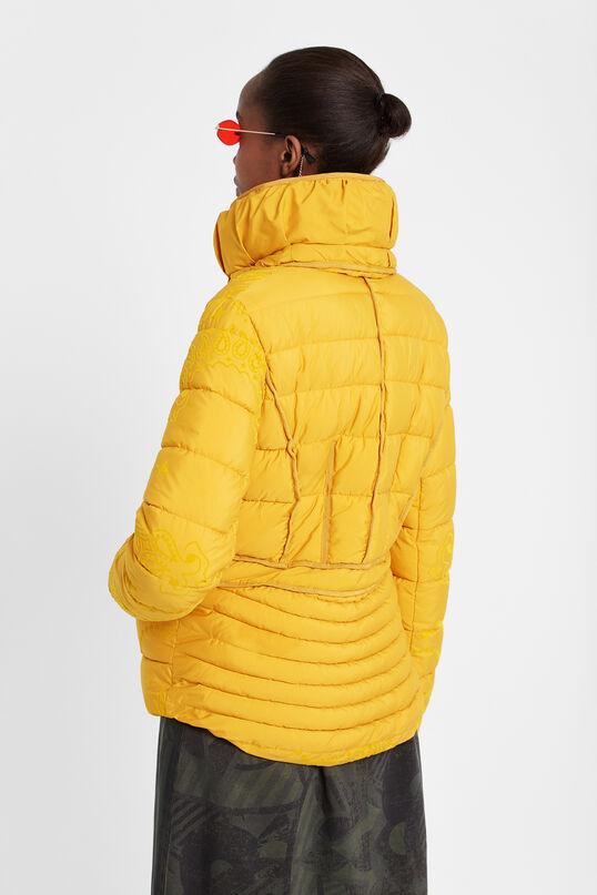 Jaqueta enconxada coll de tortuga | Desigual
