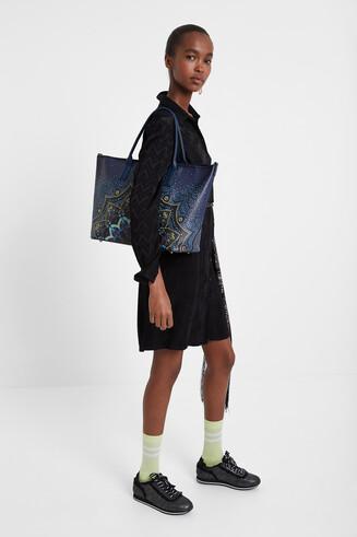 Anpassbare Tasche mit Mandala