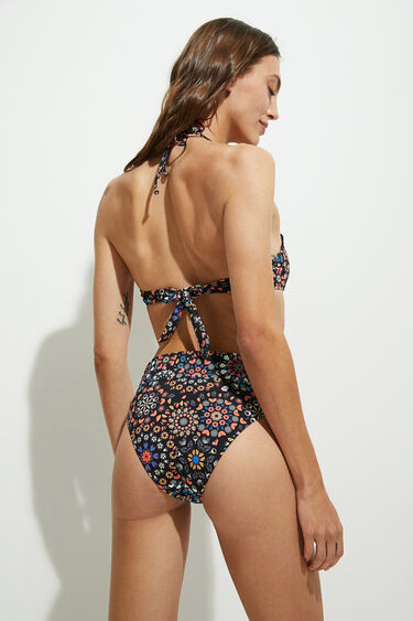 Top bikini bandeau | Desigual