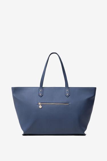 Shopping bag embossing | Desigual