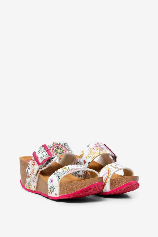 Wedge sandals Bio8 Galactic   Desigual