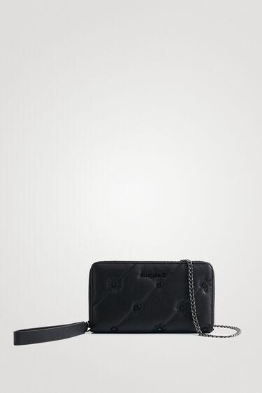 Long coin purse chain | Desigual