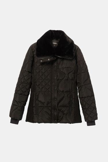 Padded jacket belt | Desigual