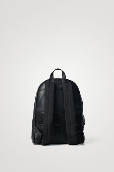 Leather effect backpack | Desigual