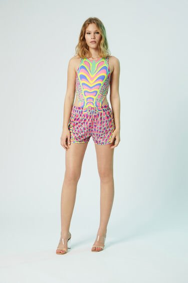 Short trousers snake | Desigual