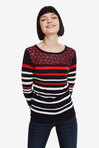 Sailor Stripes Jumper Nimes