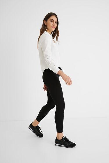 Legging slim plis | Desigual