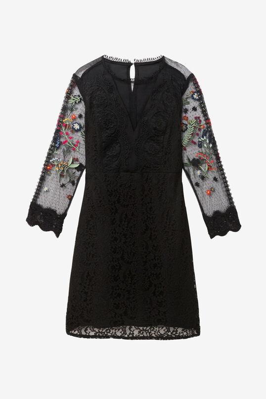 Robe à dentelle Mariella | Desigual