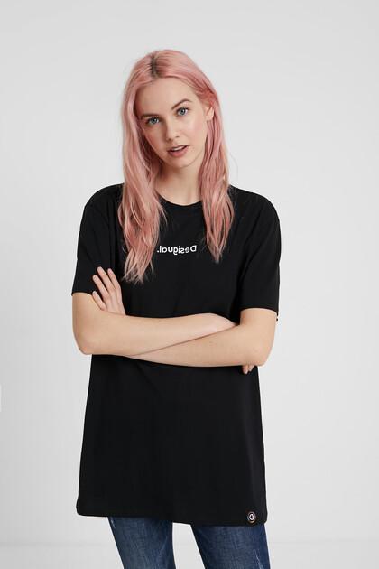 Tシャツ コットン100% 新作ロゴ