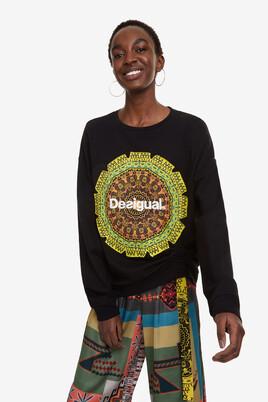 Adjustable Mandala Sweatshirt Greve