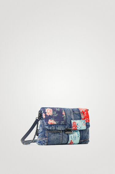 Umhängetasche Jeans-Patch | Desigual