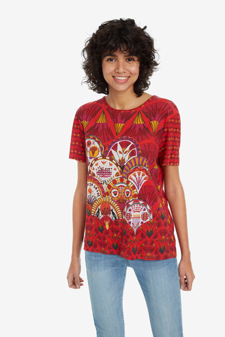 Mexican ethnic T-shirt Radiance