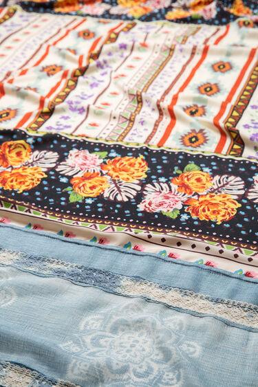 Fulard tie-dye boho | Desigual