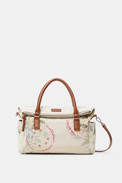 Handbag briefcase canvas