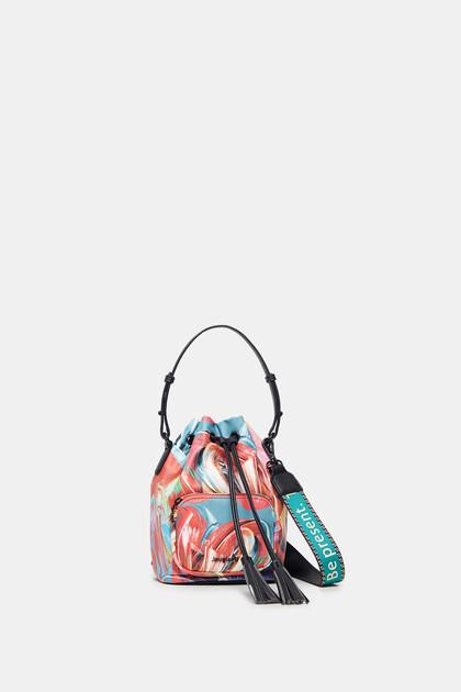 Arty sack handbag