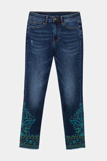 Pantalons denim skinny | Desigual