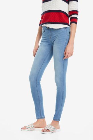 Jeans 2nd Skin