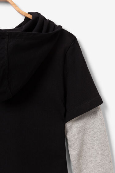 Avengers T-shirt reversible sequins | Desigual