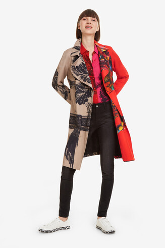 Manteau trench Marzo