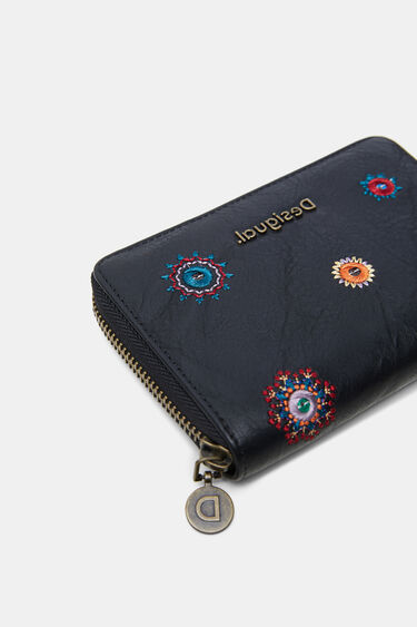 Coin purse mandalas sequins | Desigual