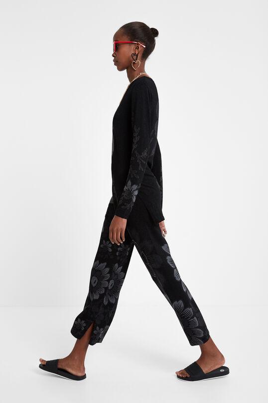 Pullover boho cintura   Desigual