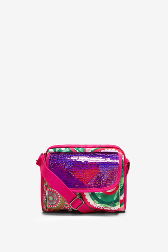 Reversible Sequins Bag Kenepa