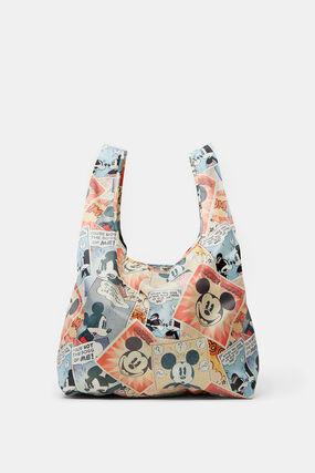 Folding Mickey Mouse bag