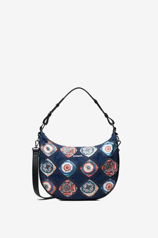 Crescent friezes bag