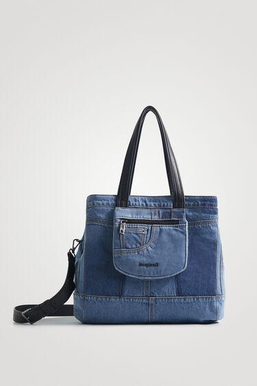 Bossa shopping bag texana | Desigual