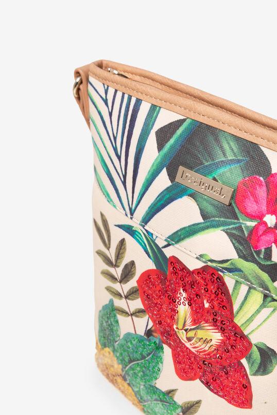 Sac bandoulière à fleurs Kaua | Desigual