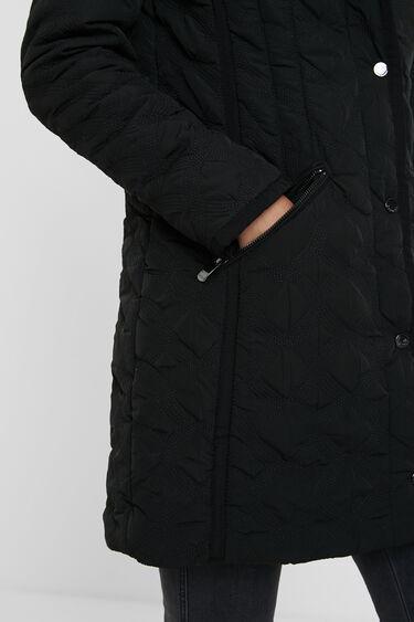 Padded coat hood | Desigual