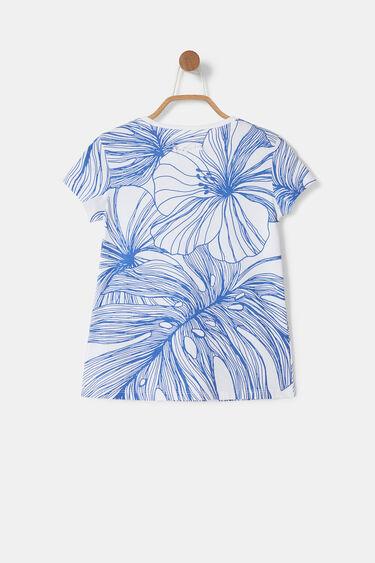T-shirt heart reversible sequins | Desigual