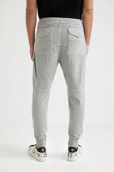 Pantalon jogger cargo | Desigual